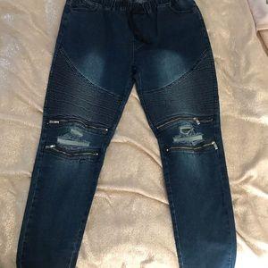 BNWT American Bazi skinny jeans 2x
